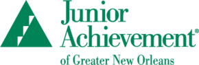 Junior Achievement of Greater New Orleans Logo