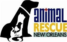 Animal Rescue New Orleans Logo