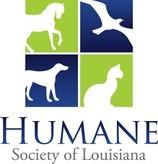 Humane Society of Louisiana Logo