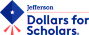 Jefferson Dollars for Scholars Logo