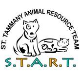 St. Tammany Animal Resource Team Logo