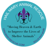 Hail Mary Rescue Logo