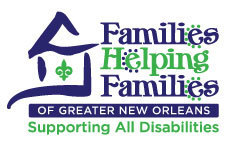 Families Helping Families of Greater New Orleans Logo