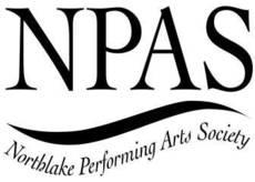 Northlake Performing Arts Society (NPAS) Logo