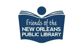 Friends of the New Orleans Public Library Logo