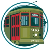Tennessee Williams/New Orleans Literary Festival Logo