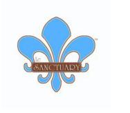 Le Sanctuary Book Club  Logo