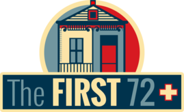 The First 72 + Logo