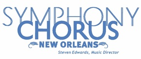 Symphony Chorus of New Orleans Logo