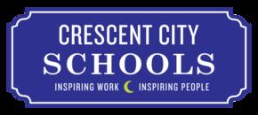 Crescent City Schools Logo