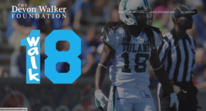 The Devon Walker Foundation Logo