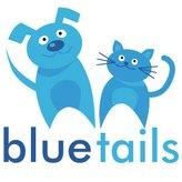 Bluetails Pet Rescue Logo