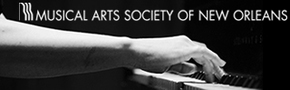 Musical Arts Society of New Orleans Logo