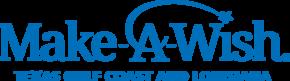 The Make-A-Wish Foundation® of Texas Gulf Coast and Louisiana Logo