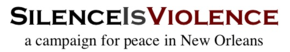 SilenceIsViolence Logo