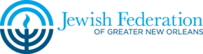 Jewish Federation of Greater New Orleans Logo