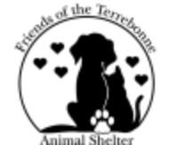 Friends of the Terrebonne Animal Shelter Logo