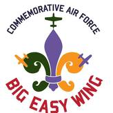Commemorative Air Force Big Easy Wing Logo