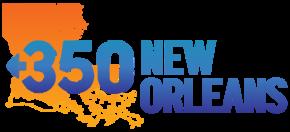 350 New Orleans Logo