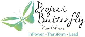 Project Butterfly New Orleans Logo