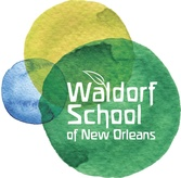 The Waldorf School of New Orleans Logo