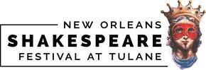 New Orleans Shakespeare Festival at Tulane Logo