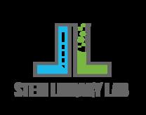 STEM Library Lab Logo