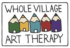 Whole Village Art Therapy Logo