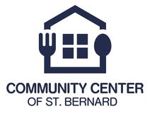 COMMUNITY CENTER OF ST. BERNARD Logo