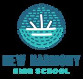 New Harmony High School Logo