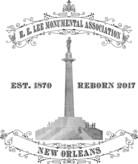 R. E. Lee Monumental Association, Inc. Logo