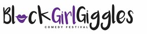 The Black Girl Giggles Comedy Festival Logo