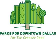 Parks for Downtown Dallas Logo